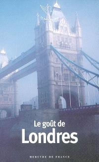 Le goût de Londres