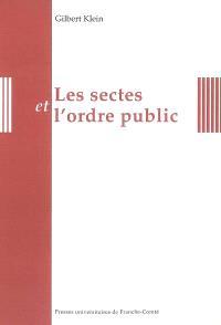 Les sectes et l'ordre public