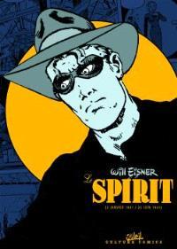 Le Spirit. Volume 2, Août 1940-novembre 1940