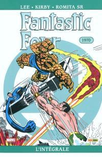Fantastic Four : l'intégrale. Volume 9, 1970