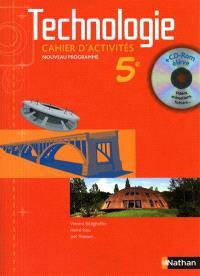 Technologie, 5e : livre de l'élève