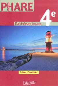 Mathématiques 4e : cahier d'activités