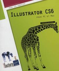 Illustrator CS6 pour PC et Mac