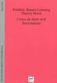 Cours de droit civil : successions