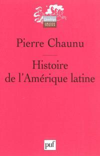 Histoire de l'Amérique latine