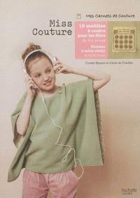 Miss couture : 18 modèles à coudre