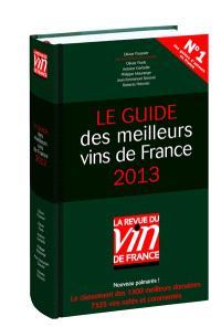 Les meilleurs vins de France 2013