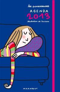 L'agenda 2013 des paresseuses