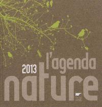 L'agenda nature 2013