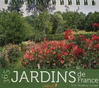 365 jardins de France : calendrier perpétuel