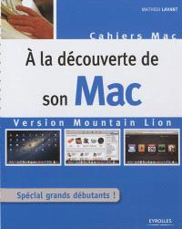 A la découverte de son Mac : version Mountain Lion