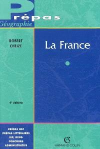 La France : aspects géographiques et économiques