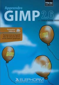 Apprendre GIMP 2.6