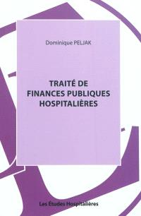 Traité de finances publiques hospitalières