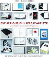 Esthétique du livre d'artiste, 1960-1980 : une introduction à l'art contemporain