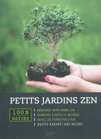 Petits jardins zen