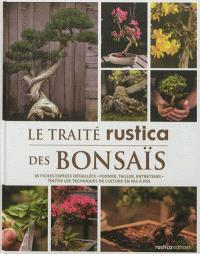 Traité Rustica des bonsaïs
