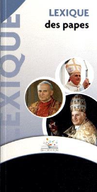Lexique des papes