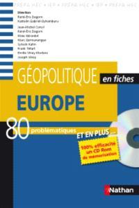 Europe : 80 problématiques, prépa HEC