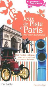 Jeux de piste à Paris : musées et monuments