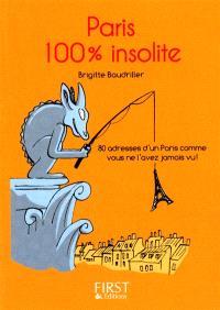 Paris 100 % insolite