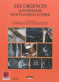 Les urgences en pathologie musculo-squelettique : les urgences, comment ça marche ? : urgences traumatiques du squelette périphérique, urgences vertébro-médullaires, les urgences pièges, urgences infectieuses et pseudo-infectueuses, urgences myotendineuses, urgences iatrogènes