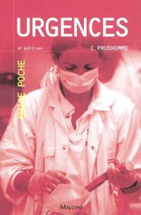 Urgences : guide poche
