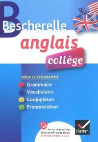 Anglais collège : niveaux A1-B1 du CECRL