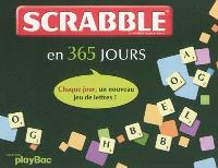 Scrabble en 365 jours