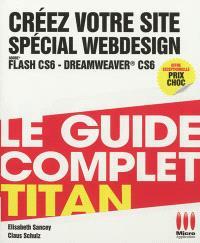 Créez votre site spécial Webdesign : Adobe Flash CS6, Dreamweaver CS6