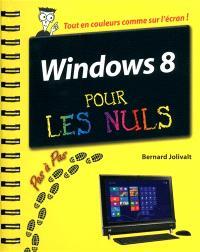 Windows 8 pour les nuls : pas à pas