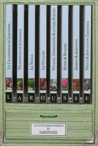 La petite bibliothèque du jardinier