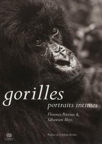 Gorilles : portraits intimes