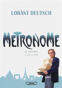 Métronome : l'histoire de France au rythme du métro parisien : le coffret