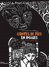 Contes de fées en images : entre peur et enchantement