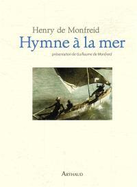 Hymne à la mer