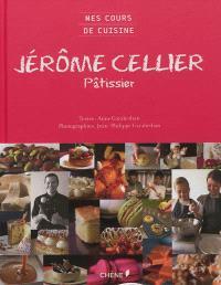 Jérôme Cellier, pâtissier