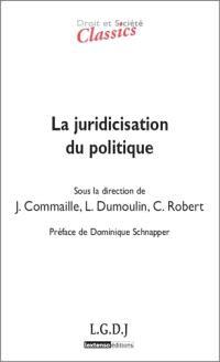 La juridicisation du politique