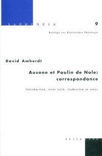 Ausone et Paulin de Nole : correspondance