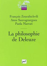 La philosophie de Deleuze