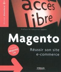 Magento : réussir son site e-commerce