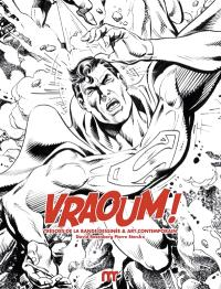 Vraoum ! : trésors de la bande dessinée et art contemporain