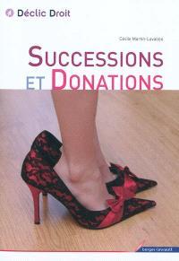 Successions et donations