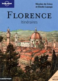 Florence : itinéraires