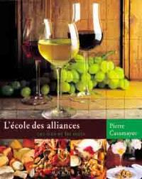 L'école des alliances : les vins et les mets