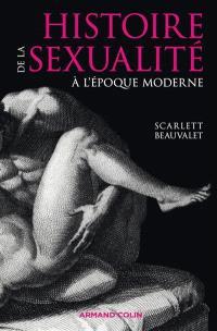La sexualité en France à l'époque moderne