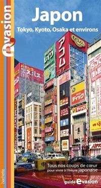 Japon : Tokyo, Kyoto, Osaka et environs