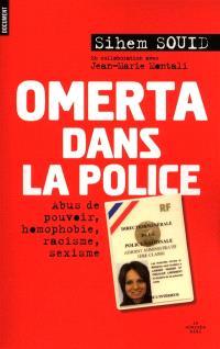 Omerta dans la police : abus de pouvoir, homophobie, racisme, sexisme