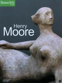 Henry Moore : l'atelier sculptures et dessins