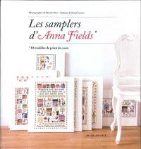 Les samplers d'Anna Fields : 10 modèles de point de croix